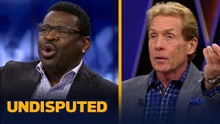 Download Skip Bayless and Michael Irvin react to the Cowboys' Week 14 win vs. the Eagles | NFL | UNDISPUTED Video