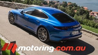 Download 2017 Porsche Panamera Turbo Review Video