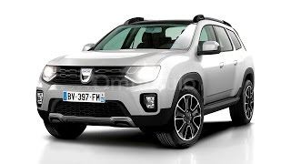 Download New Dacia Duster 2017/2018 - first look Video
