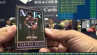 Download 2016-17 Panini Noir Basketball 4 Box Case Break #4 - PYT Video