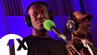 Download Stormzy Live Lounge Special with Ghetts, JHus, MNEK and Wretch 32 Video