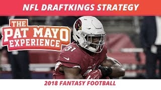 Download 2018 Fantasy Football: NFL DraftKings Strategy, Research, Tips and Tools Video