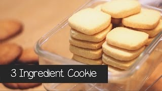 Download 3 Ingredient Cookies in 3 Minutes Video