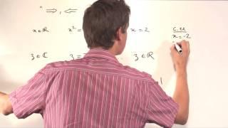 Download Exercice 1 (Logique, ensembles, raisonnements) [00108] Video