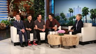 Download The Cast of 'Entourage' Reveals Secrets Behind Their New Movie Video
