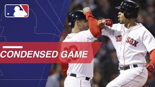 Download Condensed Game: OAK@BOS - 5/16/18 Video