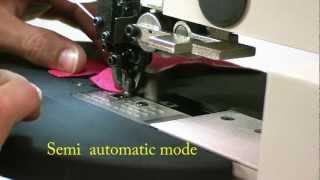 Download Global CF 988 - Edge Folding Machine for the shoe industry Video