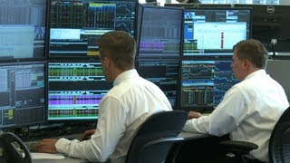 Download Watch high-speed trading in action Video