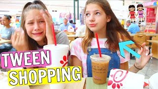 Download What Shopping with Tween Girls is Really Like FT. Annie Rose & Hope Marie Video