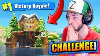 Download The 1 HOUSE CHALLENGE in Fortnite: Battle Royale! Video
