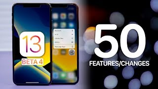 Download iOS 13 Beta 4! 50 New Features & Changes Video