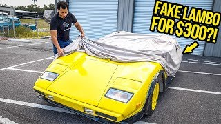 Download I Just Bought A FAKE Lamborghini For $300 Video