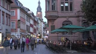 Download Heidelberg Hauptstrasse Video