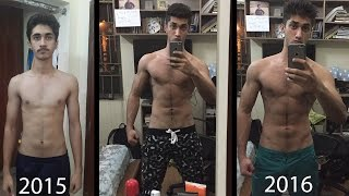 Download 18 Year OLD | ALL Natural INSANE Teen Body Transformation | Skinny to Muscular | Motivational ! Video