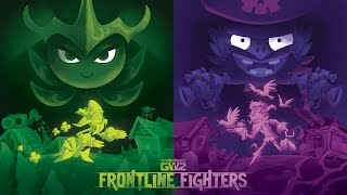 Download FRONTLINE FIGHTERS TRAILER REACTION - Plants vs Zombies Garden Warfare 2 Video