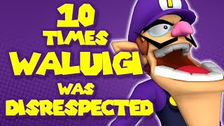 Download 10 Times WALUIGI was DISRESPECTED Video