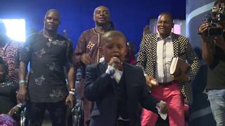 Download 8 YEARS OLD BOY DELIVERING DEMONS Video