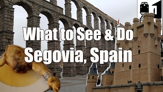 Download Visit Segovia - What to See, Do & Eat in Segovia, Spain Video