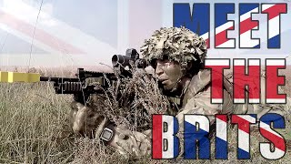 Download Meet the British soldiers leading NATO's spearhead force in 2017 Video