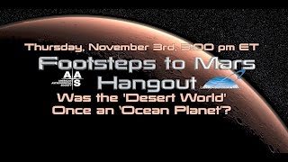 Download Footsteps to Mars: Was the 'Desert World' Once an 'Ocean Planet'? Video