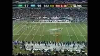Download Eagles vs Green Bay 4th and 26 play Video