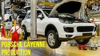 Download Porsche Cayenne and Porsche Panamera Production Video