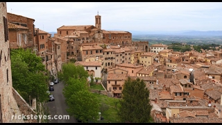 Download Montepulciano, Italy: Tuscan Vino and Views Video