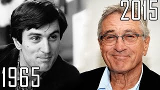 Download Robert De Niro (1965-2015) all movies list from 1965! How much has changed? Before and Now! Video