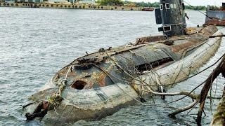 Download Заброшенная подводная лодка submarine boat Video