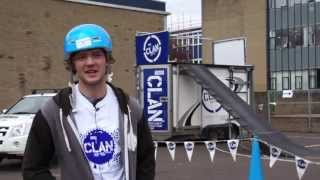 Download Routes to Science through Cycling - Arbroath Academy Video