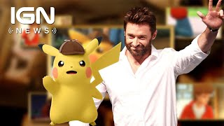 Download Detective Pikachu Movie Wants Hollywood Voices - IGN News Video