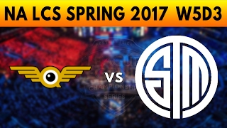 Download FLY vs TSM Game 1 - NA LCS Spring 2017 W5D3 - FlyQuest vs Team SoloMid Video