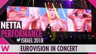 Download Netta ″Toy″ (Israel 2018) LIVE @ Eurovision in Concert 2018 Video