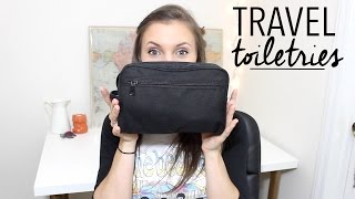 Download TRAVEL TOILETRIES | FLIGHT ATTENDANT LIFE Video