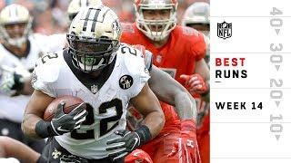 Download Best Runs from Sunday | NFL Week 14 Highlights Video