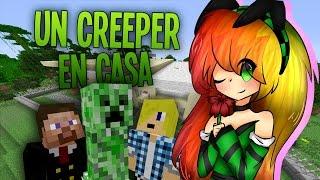 Download MINECRAFT | Mapa de aventuras | Un Creeper en Casa Video