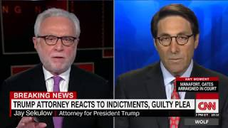 Download Trump attorney: Manafort charges not related to the campaign (Full CNN Interview) Video