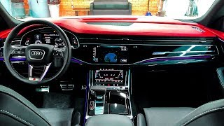 Download Audi Q8 (2019) - Exclusive INTERIOR Video