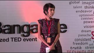 Download Discovering your 3rd dimension: Vaishali Kasture at TEDxNMIMSBangalore Video