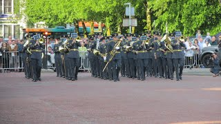 Download The Central Band of the RAF - Dambusters 75 Sunset Ceremony Video