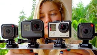 Download Which one is better? GoPro Comparison! | iJustine Video