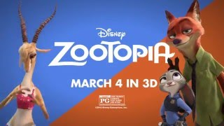 Download Gazelle, Shak's character from Zootopia Video