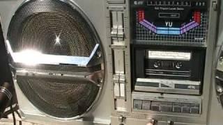 Download Lasonic TRC-931 Sharp GF-9000 Boombox Grill's Alike Video