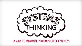 Download Systems Thinking and Evaluation Video