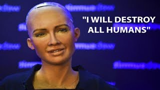 Download SCARIEST Things Said By AI Robots! Video