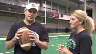 Download Throwing the Perfect Spiral Football: ProTips 009 Video