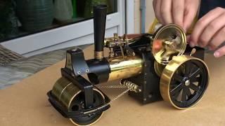 Download Modelldampfmaschinen in Aktion - Teil 1 Wilesco d366 Video