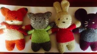 Download Poupées au crochet Amigurumi Video