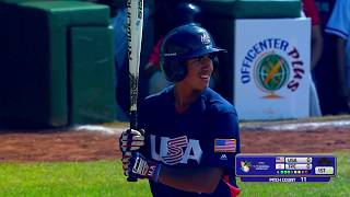 Download USA v Chinese Taipei - U-15 Baseball World Cup 2018 Video