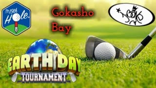 Download Golf Clash, Gokasho Bay, Hole #1,Earth Day Tournament Video